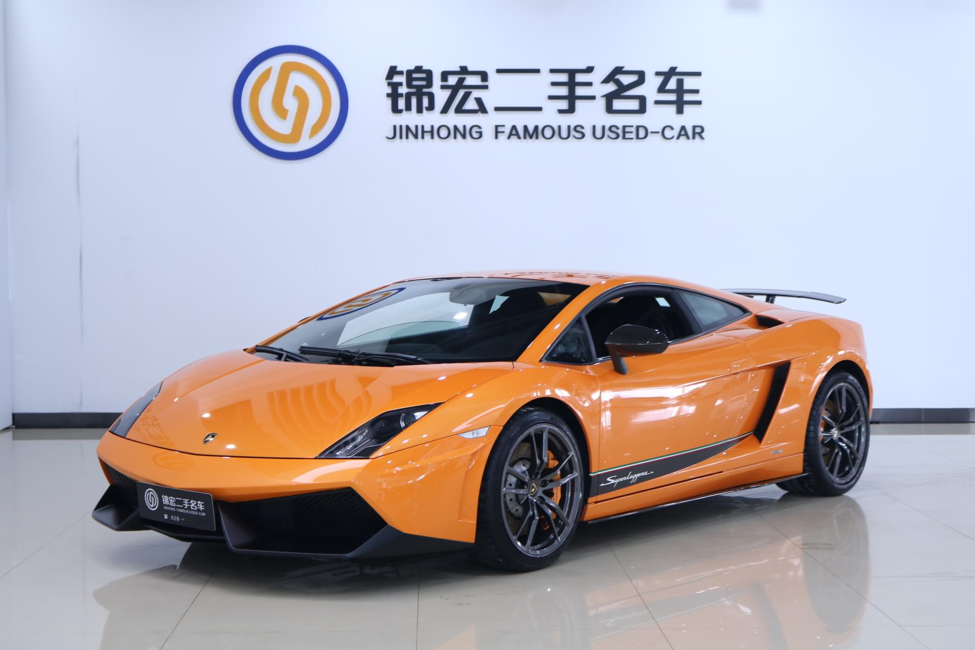 兰博基尼2011款 Gallardo LP 570-4 Superleggera