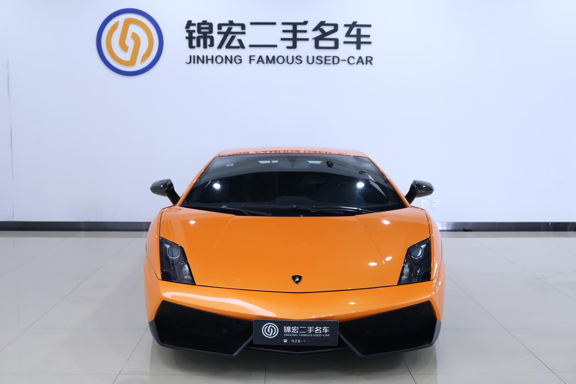 2-兰博基尼2011款 Gallardo LP 570-4 Superleggera