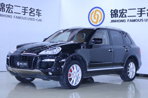 保时捷2007款 卡宴 Cayenne Turbo 4.8T