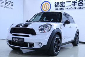 2014款 MINI COUNTRYMAN 1.6T COOPER S